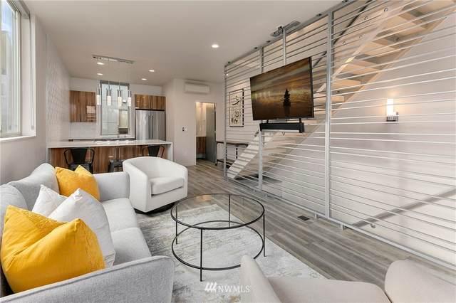 2230 10th Avenue E B, Seattle, WA 98102 (#1719707) :: Ben Kinney Real Estate Team