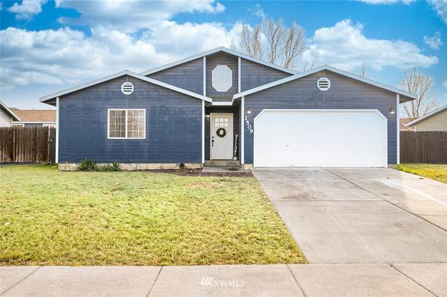 1509 S James Avenue, Moses Lake, WA 98837 (MLS #1719724) :: Brantley Christianson Real Estate
