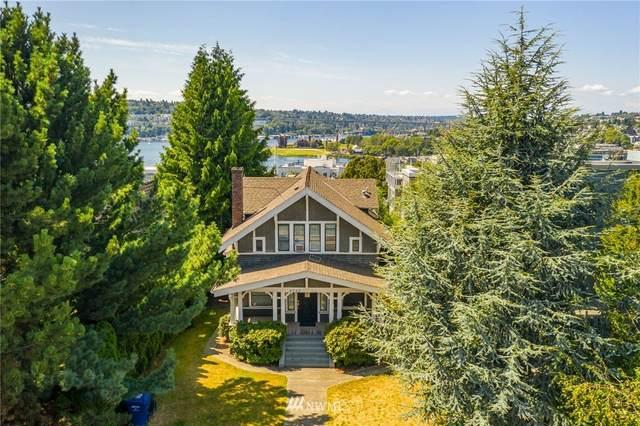 2727 Boylston Avenue E, Seattle, WA 98102 (#1719805) :: McAuley Homes