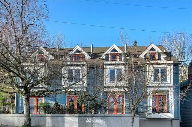 300 26th Avenue E B, Seattle, WA 98112 (MLS #1719844) :: Community Real Estate Group