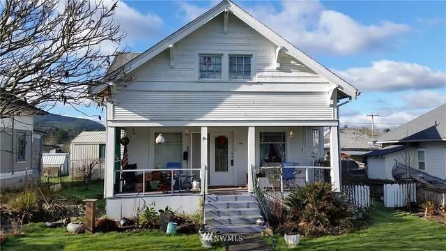 705 B Street, Vader, WA 98593 (#1719915) :: Ben Kinney Real Estate Team