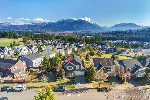 7512 Huckleberry Way SE, Snoqualmie, WA 98065 (#1719919) :: NW Homeseekers