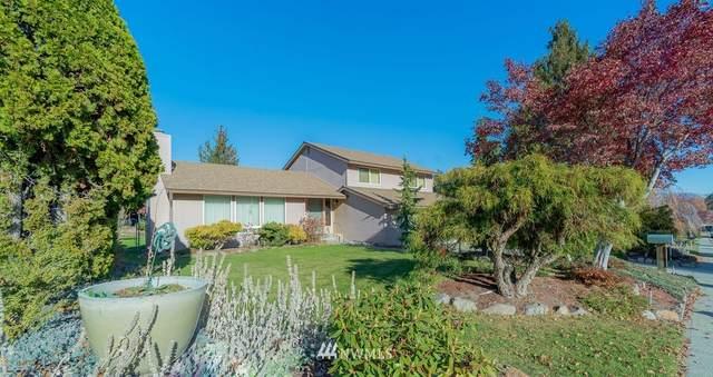 1832 Jefferson Street, Wenatchee, WA 98801 (#1719934) :: My Puget Sound Homes