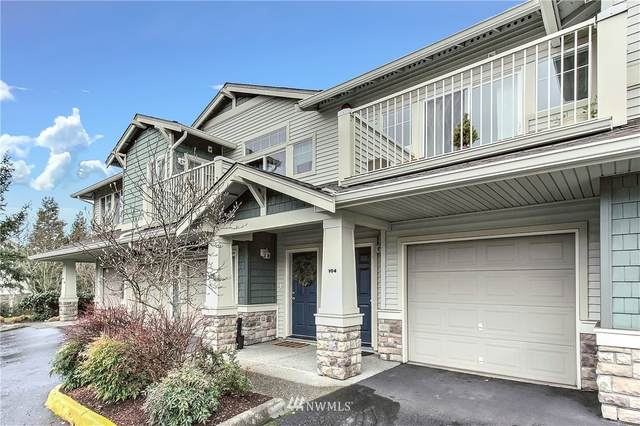 1031 61st Street SE #104, Auburn, WA 98092 (#1719975) :: Keller Williams Western Realty