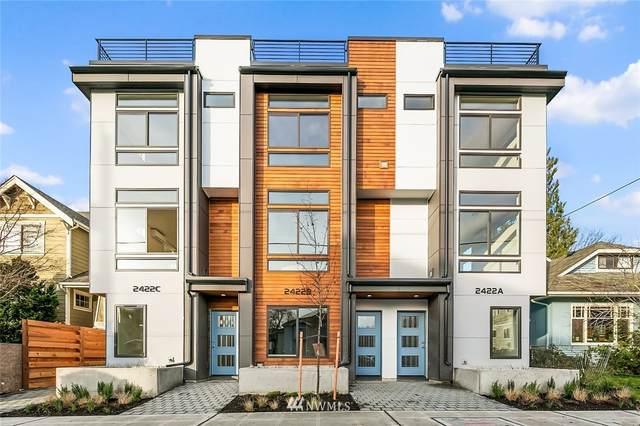 2422 NW 60th Street, Seattle, WA 98107 (#1719985) :: Ben Kinney Real Estate Team