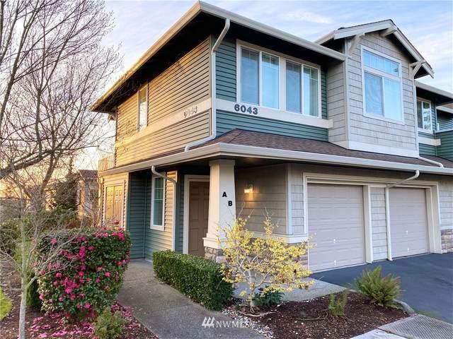 6043 Isaac Avenue SE B, Auburn, WA 98092 (#1719992) :: McAuley Homes
