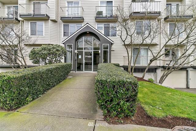 903 N 130th Street #115, Seattle, WA 98133 (MLS #1719997) :: Brantley Christianson Real Estate