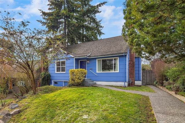 4019 Phinney Avenue N, Seattle, WA 98103 (#1720002) :: The Torset Group
