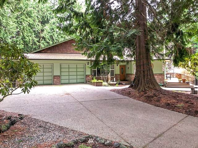 6531 NE Buck Lake Rd, Hansville, WA 98340 (#1720015) :: My Puget Sound Homes