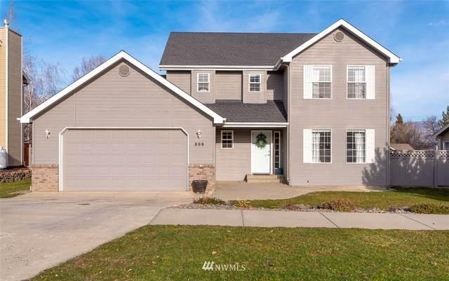 808 Willowbrook Drive, Wenatchee, WA 98801 (#1720061) :: My Puget Sound Homes