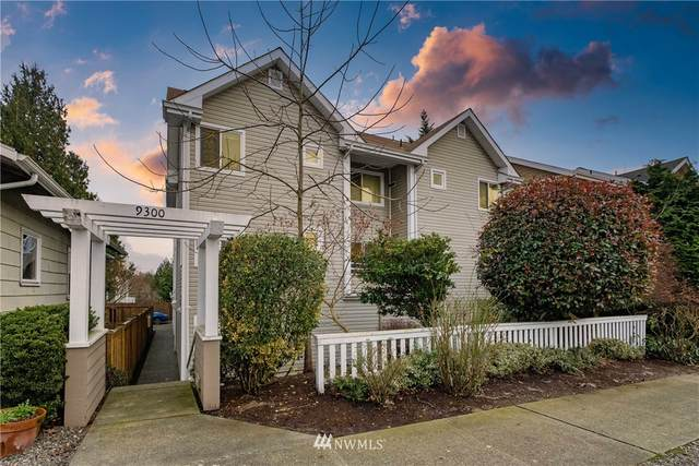 9300 Stone Avenue N #202, Seattle, WA 98103 (#1720081) :: My Puget Sound Homes