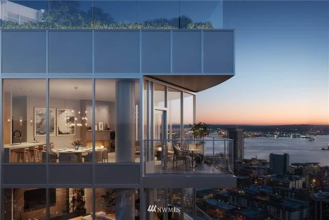 600 Wall Street #2808, Seattle, WA 98121 (#1720143) :: Engel & Völkers Federal Way