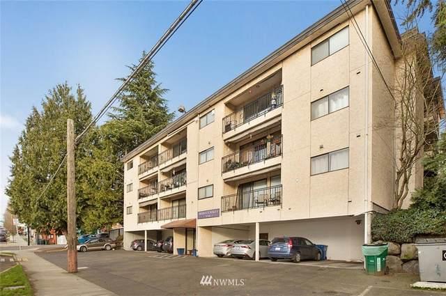 9710 Greenwood Avenue N #305, Seattle, WA 98103 (#1720160) :: Mike & Sandi Nelson Real Estate