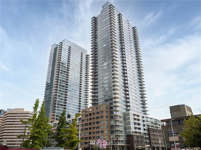 588 Bell Street 1601S, Seattle, WA 98121 (#1720197) :: TRI STAR Team | RE/MAX NW