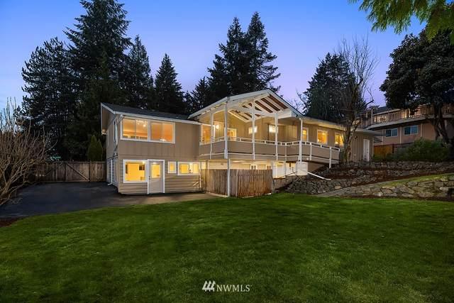 12736 SE 25th Street, Bellevue, WA 98005 (#1720199) :: Better Properties Lacey