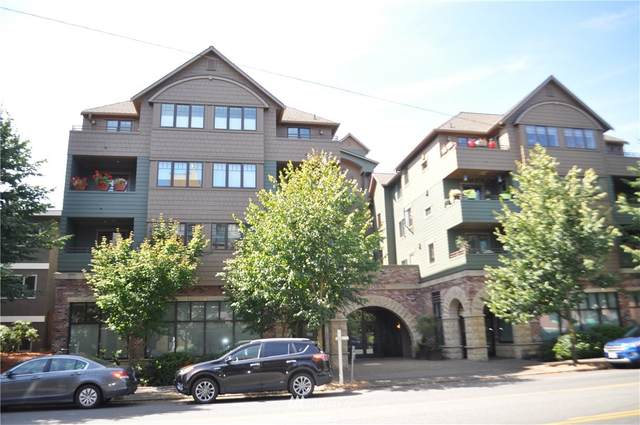 4123 California Avenue SW #206, Seattle, WA 98116 (#1720203) :: The Original Penny Team