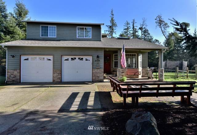 2109 Creviston Road SW, Lakebay, WA 98349 (MLS #1720262) :: Brantley Christianson Real Estate