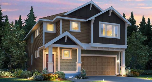 919 Baker Heights (Homesite 188) Loop, Bremerton, WA 98312 (#1720300) :: My Puget Sound Homes