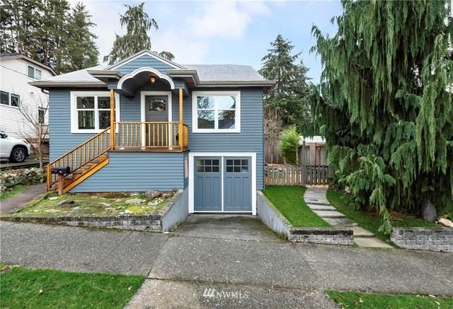 1812 NW 77 TH Street, Seattle, WA 98117 (#1720310) :: Ben Kinney Real Estate Team