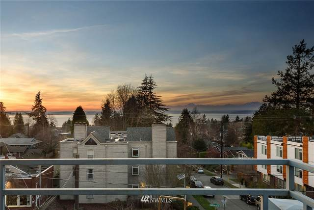 6960 California Avenue SW A402, Seattle, WA 98136 (#1720412) :: The Snow Group