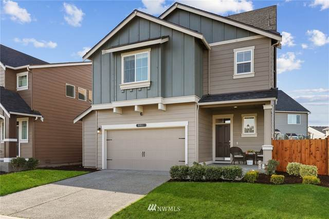 901 Sigafoos Avenue NW, Orting, WA 98360 (#1720511) :: The Torset Group