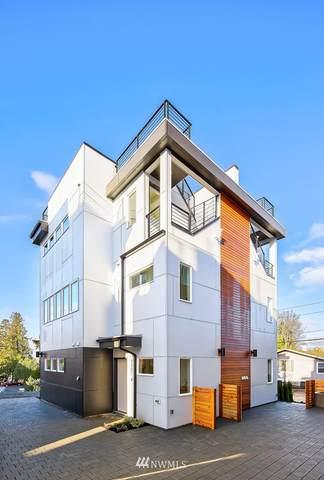 4311 SW Frontenac Street B, Seattle, WA 98136 (#1720634) :: Front Street Realty