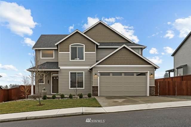 814 E Upland Avenue, La Center, WA 98629 (#1720672) :: Canterwood Real Estate Team