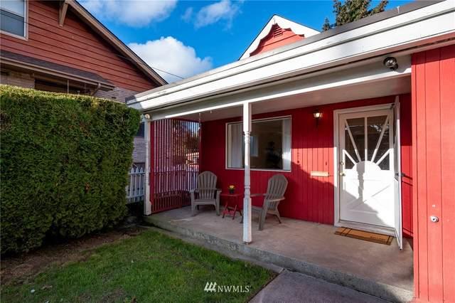 112 NW 83rd Street, Seattle, WA 98117 (#1720747) :: Mike & Sandi Nelson Real Estate