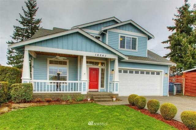 16241 9th Avenue SW, Burien, WA 98166 (MLS #1720759) :: Brantley Christianson Real Estate