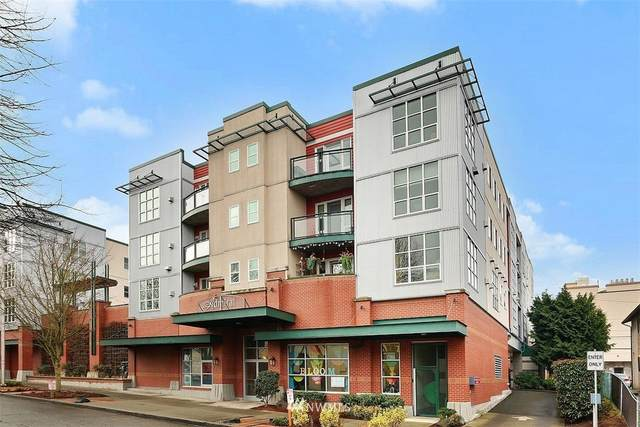 2331 42nd Avenue SW #408, Seattle, WA 98116 (#1720821) :: Shook Home Group