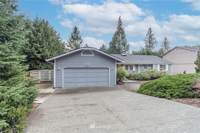 64 Goldfinch Lane, Port Ludlow, WA 98365 (#1720860) :: Mike & Sandi Nelson Real Estate