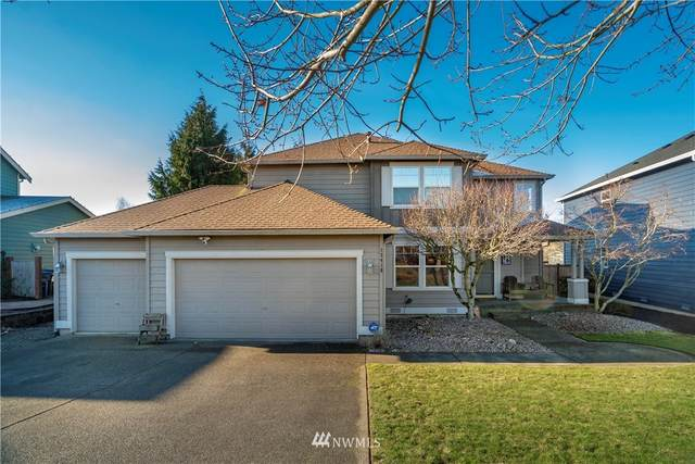 13418 115th Avenue E, Puyallup, WA 98374 (#1720863) :: My Puget Sound Homes