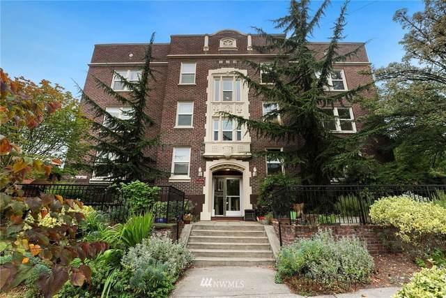 715 24th Avenue #113, Seattle, WA 98122 (#1720873) :: McAuley Homes