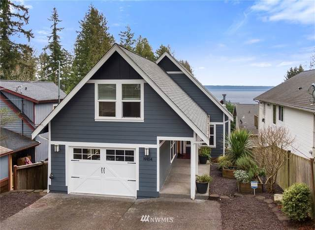 19104 Harris Avenue NE, Suquamish, WA 98392 (MLS #1720961) :: Brantley Christianson Real Estate