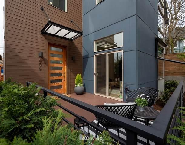 609 22nd Avenue, Seattle, WA 98122 (#1720968) :: Keller Williams Realty