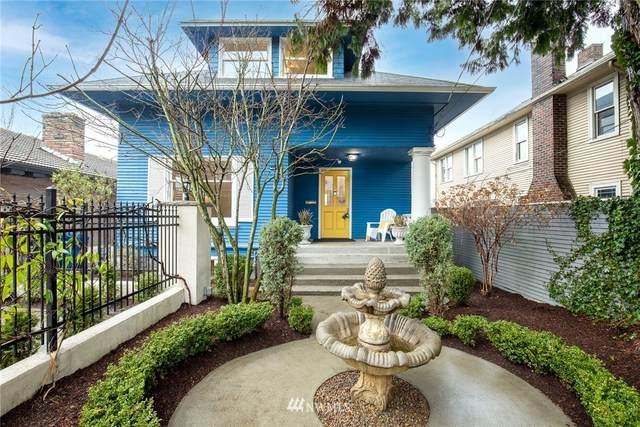 2007 10th Avenue E, Seattle, WA 98102 (#1721021) :: Canterwood Real Estate Team