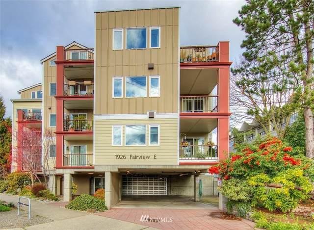 1926 Fairview Avenue E #109, Seattle, WA 98102 (#1721152) :: Alchemy Real Estate
