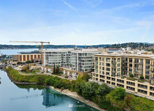 320 Washington Avenue #105, Bremerton, WA 98337 (#1721244) :: Engel & Völkers Federal Way