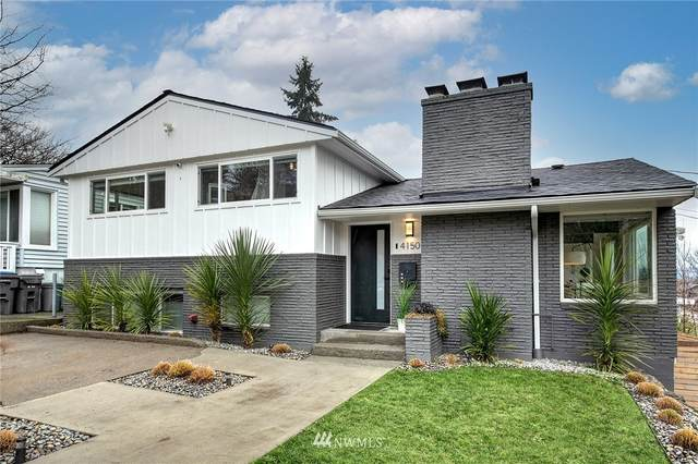 4150 41st Avenue SW, Seattle, WA 98116 (#1721251) :: The Original Penny Team