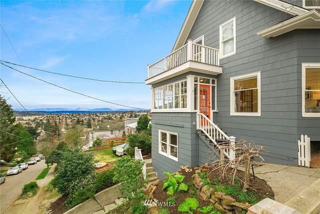 134 NW 59th Street, Seattle, WA 98107 (#1721261) :: Ben Kinney Real Estate Team