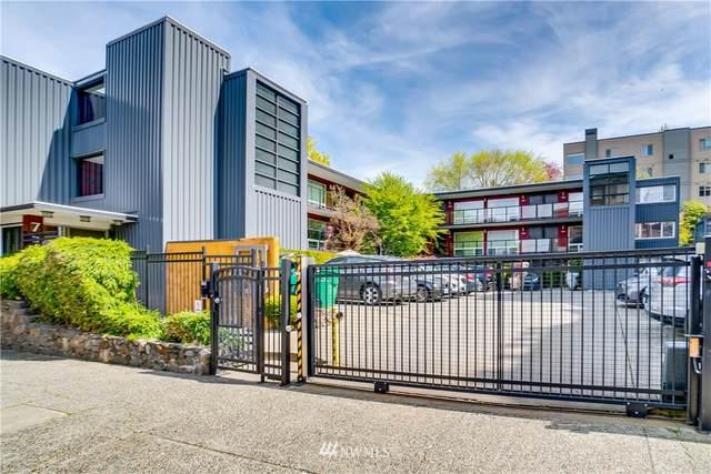 752 Bellevue Avenue E #305, Seattle, WA 98102 (#1721282) :: Alchemy Real Estate