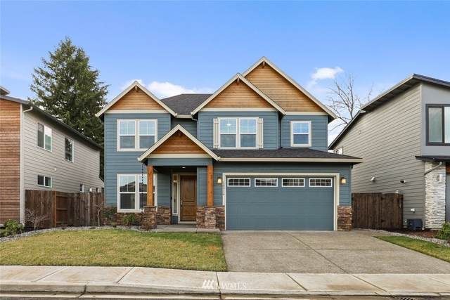 10916 NE 95th Place, Vancouver, WA 98662 (#1721325) :: Canterwood Real Estate Team