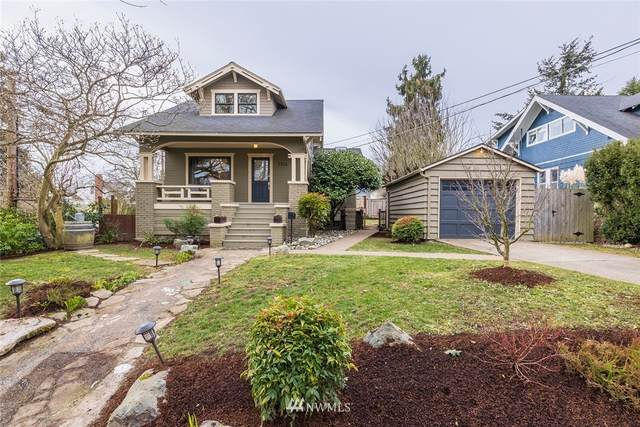 7701 14th Avenue NW, Seattle, WA 98117 (#1721468) :: Shook Home Group