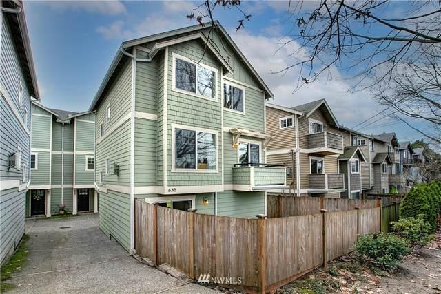 635 NW Market Street, Seattle, WA 98107 (#1721476) :: Ben Kinney Real Estate Team