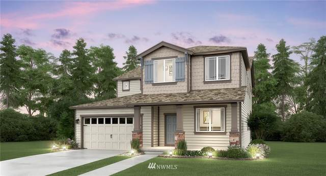 8815 NE 199th Place #4, Bothell, WA 98011 (#1721495) :: Tribeca NW Real Estate