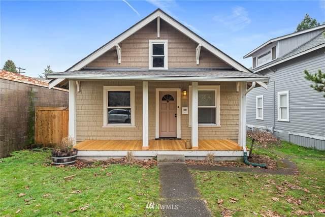414 N Oak Street, Centralia, WA 98531 (#1721496) :: Engel & Völkers Federal Way