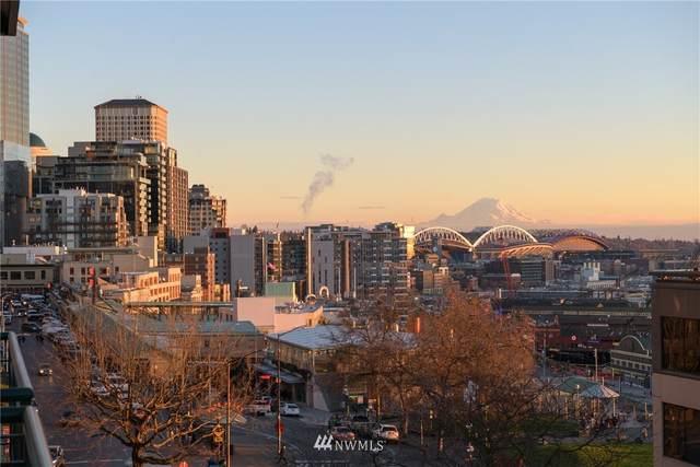 2030 Western Avenue #608, Seattle, WA 98121 (#1721498) :: Ben Kinney Real Estate Team
