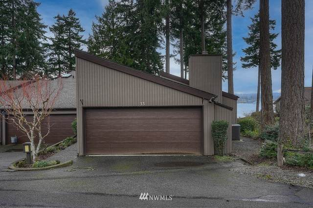 15800 Nesika Bay Road NE #33, Poulsbo, WA 98370 (#1721551) :: Shook Home Group