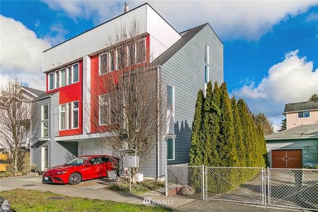 8832 Stone Avenue N B, Seattle, WA 98103 (#1721584) :: My Puget Sound Homes