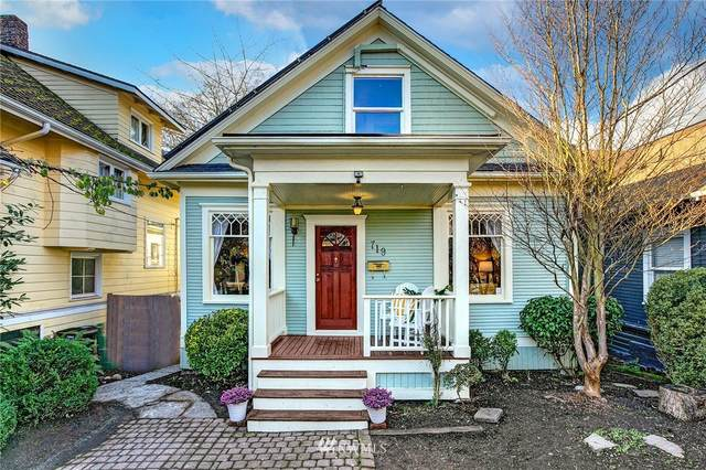 719 30th Avenue, Seattle, WA 98122 (MLS #1721640) :: Brantley Christianson Real Estate